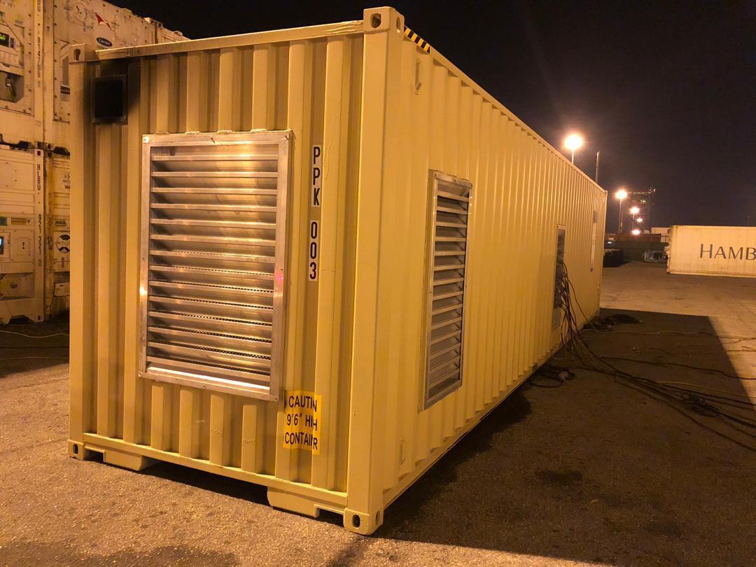 UNIDAD DE ALIMENTACIÓN ELECTRICA (POWER PACKS) - RAVA Group Container Services Colombia